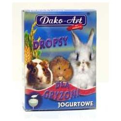 DAKO-ART DROPSY JOGURTOWE