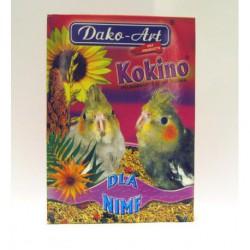 DAKO-ART-KOKINO POKARM DLA NIMFY