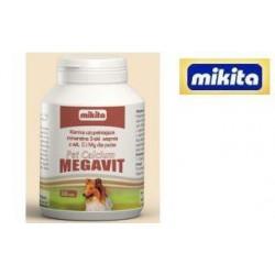 MIKITA-MEGAVIT 50TBL.PET-CALCIUM