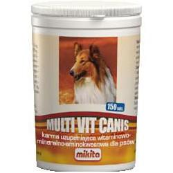 MIKITA-MULTI-VIT CANIS 150TABL