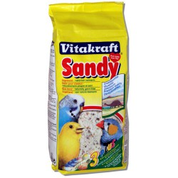 VIT-PIASEK SANDY 3 PLUS 2,5kg DLA PTAKÓW