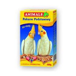 ANIMALS DLA NIMFY 500G