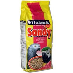 VIT-PIASEK SANDY 2,5kg DLA DUŻYCH PAPUG