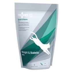 TROVET-KOT 3kg WRD WEIGHT&DIABETIC