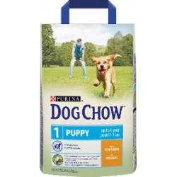 PURINA DOG CHOW 2,5kg PUPPY KURCZAK