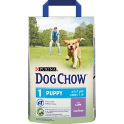 PURINA DOG CHOW 2,5kg PUPPY JAGNIĘCINA