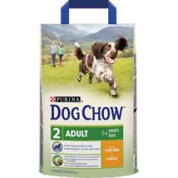 """PURINA DOG CHOW 2,5kg ADULT KURCZAK """"2"""""""