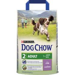 PUR.DOG CHOW 2,5kg ADULT JAGNIĘCINA PR