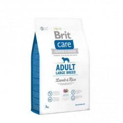 BRIT CARE 3kg ADULT LARGE LAMB&RICE LAMB&RICE