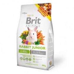 BRIT ANIMALS 300G RABBIT JUNIOR COMPLETE