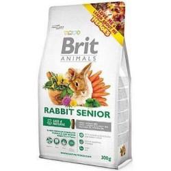 BRIT ANIMALS 300G RABBIT SENIOR COMPLETE ADULT