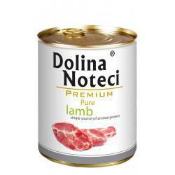 DOLINA NOTECI-PURE 800g JAGNIĘCINA KONSERWA DLA PSA