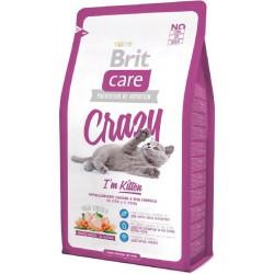 BRIT CARE CAT 2kg CRAZY KITTEN