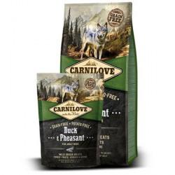 CARNILOVE 12KG ADULT DUCK&PHEASANT