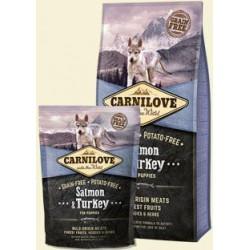 CARNILOVE 1,5KG PUPPY SALMON&TURKEY