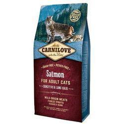 CARNILOVE CAT 2KG SALMON SENSITIVE&LONG HAIR