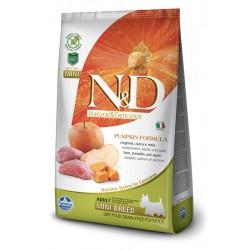N&D GRAIN FREE 800g PUMPKIN BOAR ADULT ADULT MINI BOAR&APPLE (BEZ ZBÓŻ)