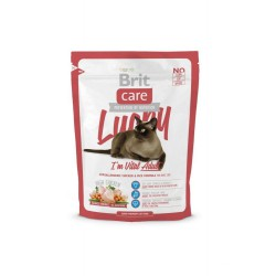 BRIT CARE CAT 400g LUCKY ADULT