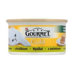 FRI,GOUR-GOLD 85g KRÓLIK PASZTET