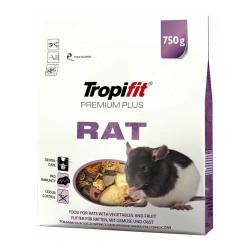 TROPIFIT-PREMIUM PLUS RAT 750g