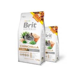 BRIT ANIMALS 300G CHINCHILA COMPLETE