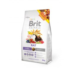 BRIT ANIMALS 300G RAT COMPLETE ADULT