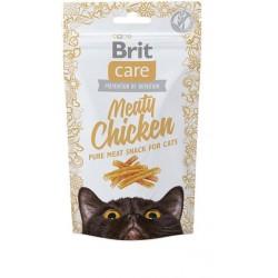 BRIT CARE SNACK CAT MEATY CHICKEN 50G