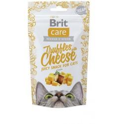 BRIT CARE SNACK CAT TRUFFLES CHEESE 50G