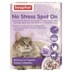 BEAP.NO STRESS SPOT ON CAT KROPLE NA STRES DLA KOTÓW