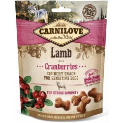 CARNILOVE SNACK DOG 200G LAMB+CRANB. FRESH CRUNCHY