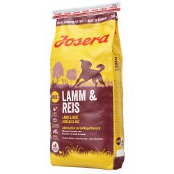 JOSERA PIES 15kg LAMB&RICE 100% JAGNIĘCINY