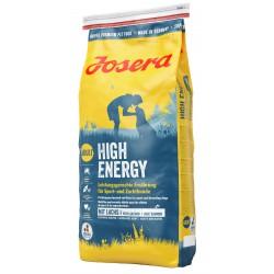 JOSERA PIES 15kg HIGH ENERGY WYSOKA AKTYWNOŚĆ