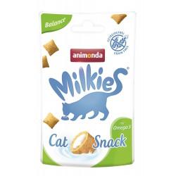 AN MILKIES CAT SNACKS 120G WELLNES