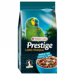 PRESTIGE-PREMIUM AMAZONE PARROT LORO PARAQUE MIX 1kg-POK.DLA PAP.AMAZOŃSKICH