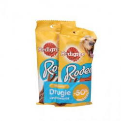 MFP.PEDIGREE RODEO 122g 1+drugi 50%