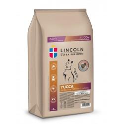 LINCOLN KOT 7,5kg INDYK Z WARZYWAMI ZMIEJSZENIE PRZYKREGO ZAPACHU