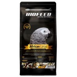 BIOFEED PREMIUM AFRICAN LARGE 1kg dla dużych papug afrykańskich