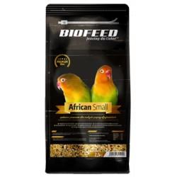 BIOFEED PREMIUM AFRICAN SMALL 1kg dla małych papug afrykańskich