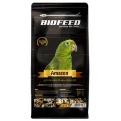 BIOFEED PREMIUM AMAZON 1kg dla papug amazońskich