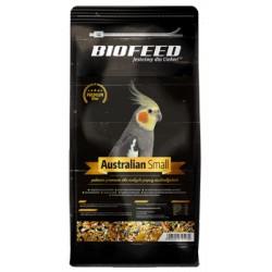BIOFEED PREMIUM AUSTRALIAN SMALL 1kg dla małych papug australijskich