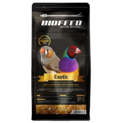 BIOFEED PREMIUM EXOTIC 1KG dla ptaków egzotycznych
