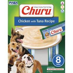 INABA CHURU DOG CHICKEN WITH TUNA 160g