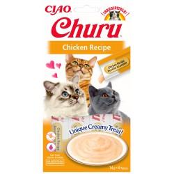 INABA CHURU CAT CHICKEN 56g