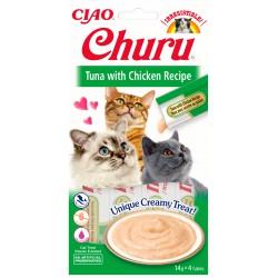 INABA CHURU CAT TUNA CHICKEN 56g